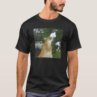 Schnee-Puma T-Shirt