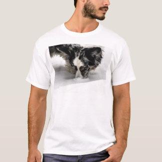 Schnee-SchnauzeCorgi T-Shirt