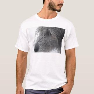 Schnee-Starren T-Shirt