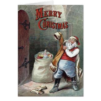 Schnee Williams Roger - die Nacht vor Weihnachten Karte