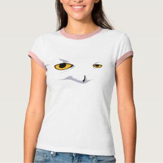 SCHNEEBEDECKTE EULE T-Shirt