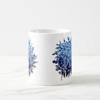 Schneeflocke B3 Kaffeetasse
