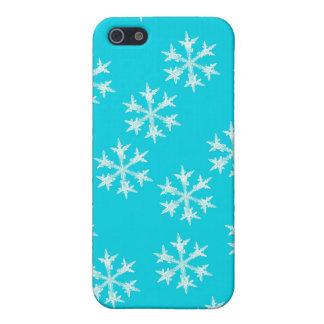 Schneeflocke-Entwurf Hülle Fürs iPhone 5