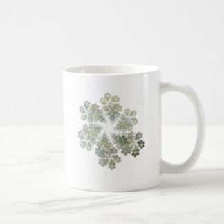 Schneeflocke-Gruppen Kaffeetasse