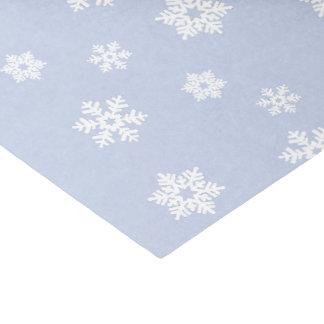 Schneeflocke-Seidenpapier Seidenpapier