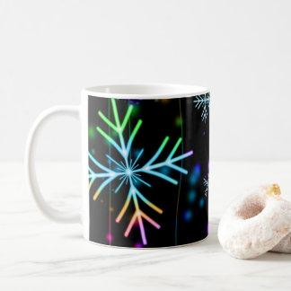 Schneeflocke-Tasse Kaffeetasse