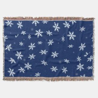 Schneeflocken Decke