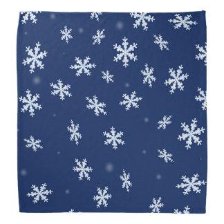 Schneeflocken Halstuch