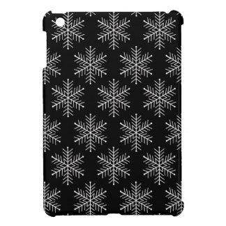 Schneeflocken iPad Mini Hüllen