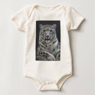 Schneeleopard - Snow Leopard Strampelanzug