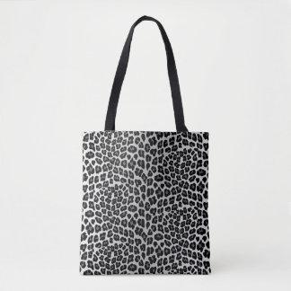 Schneeleopard Tasche