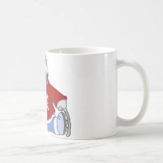 Schneemann 1 kaffeetasse
