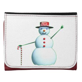 Schneemann der frohen Weihnacht-3D