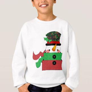 Schneemann-Geschenke Sweatshirt