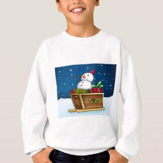 Schneemann Sweatshirt