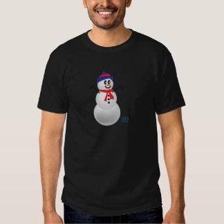 Schneemann Tshirt