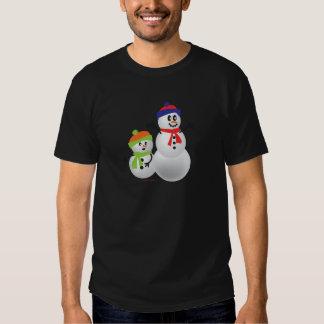 Schneemann u. Baby Hemden