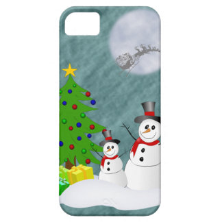 Schneemänner iPhone 5 kaum dort Fall Etui Fürs iPhone 5