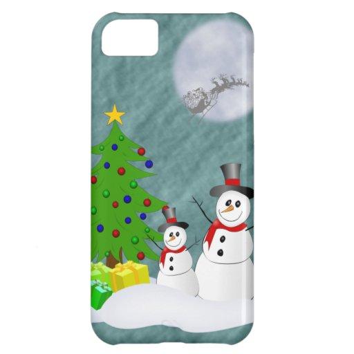 Schneemänner iPhone 5 kaum dort Fall iPhone 5C Hülle