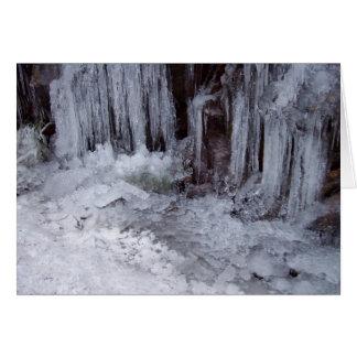 Schneeszenen Karte