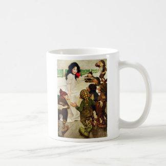 Schneewittchen und die sieben Zwerge Kaffeetasse