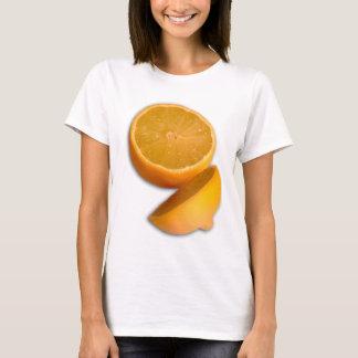 Schneiden Sie Zitrone T-Shirt