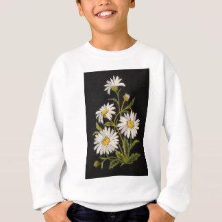 Schneidige Gänseblümchen Sweatshirt