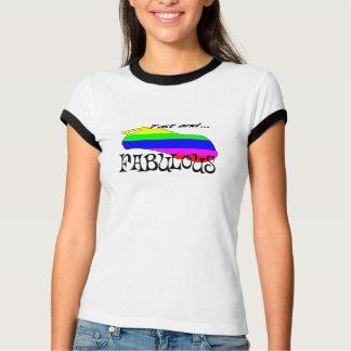 Schnell und fabelhaft.  T - Shirt