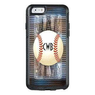 Schneller das moderne Ball-Monogramm OtterBox iPhone 6/6s Hülle