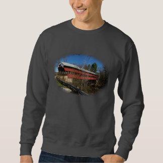 Schnelles Fluss-Brücken-Sweatshirt Sweatshirt