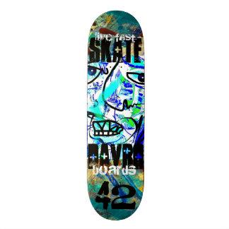 schnelles lebhaftSkateboard Personalisierte Skateboards