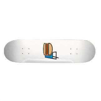Schnellimbiß - Burger Skateboardbretter