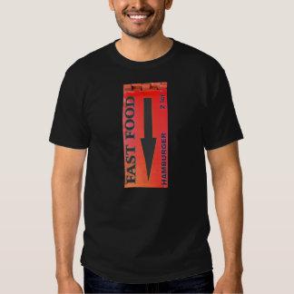 Schnellimbiss-T - Shirt