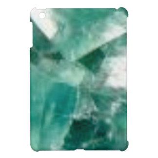 Schnitte des Smaragds Hüllen Für iPad Mini