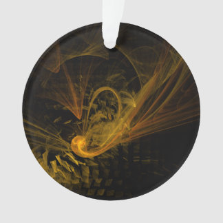 Schnittpunkt-abstrakter Kunst-Acryl-Kreis Ornament