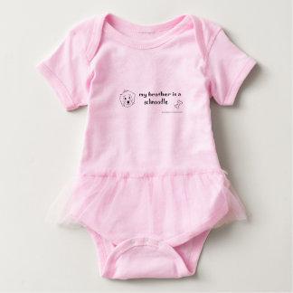 schnoodle baby strampler