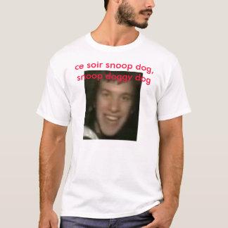 Schnüfflerhund, qu'est Cer qu'on beachten? T-Shirt