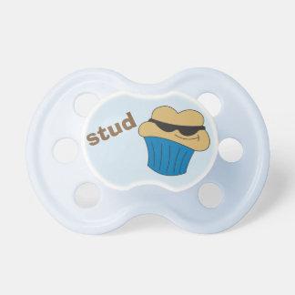 Schnuller des Bolzen-Muffin-der personalisierte