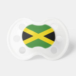 Schnuller mit Flagge von Jamaika