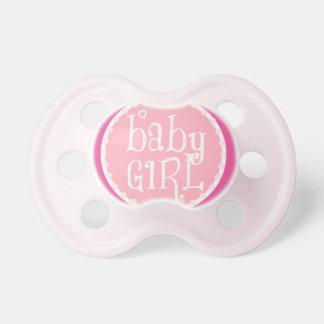 Schnullerrosa für babygirl schnuller
