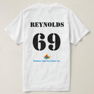 Schnurrbart Reynolds T-Shirt