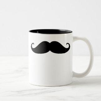 Schnurrbart! Tee Haferl