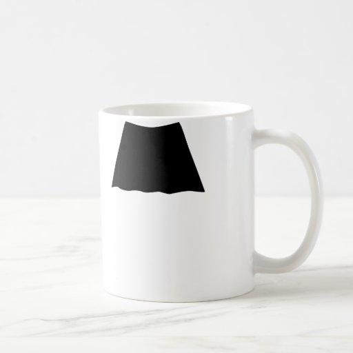 Schnurrbart-Tasse