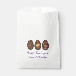 Schokolade Buttercream Ei-selbst gemachte Geschenktütchen
