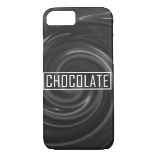 Schokolade iPhone 8/7 Hülle