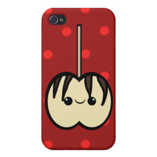Schokolade Kawaii Apple iPhone 4 Etuis