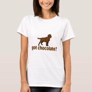 Schokolade Labrador T-Shirt