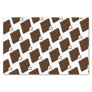 Schokolade Seidenpapier