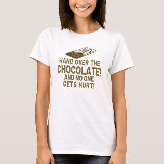 Schokolade T-Shirt
