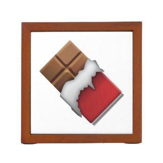 Schokoladen-Bar - Emoji Stifthalter